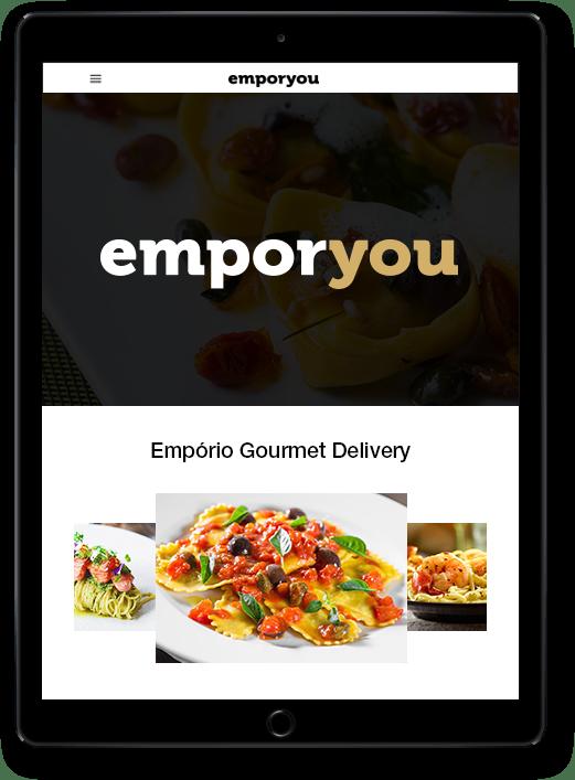Emporyou - Empório Delivery Gourmet Franquia