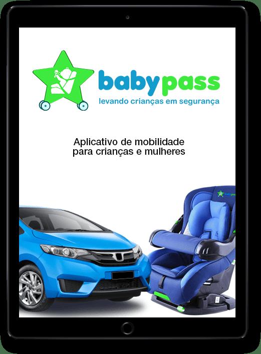 BabyPass Franquia Barata Mobilidade Uber Transporte Crianças Infantil Carro Franchising Franquias Home Office Franquias Digitais HOIF Aceleradora